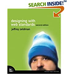 Cover of the book Designing with Web Standards