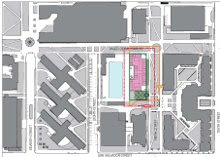 Campus Village Phase 2 Map Drawing