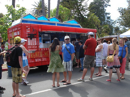 O Street Food Truck by santa barbarian