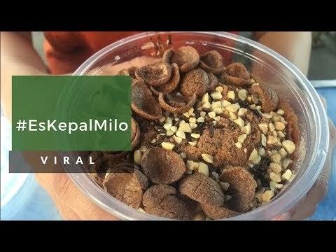 #VlogNews || Cara Buat Es Kepal Milo yang Lagi Viral di Media Sosial