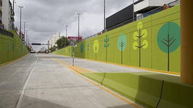 $ 3000. Viaducto San Martín: el proyecto apunta a eliminar barreras
