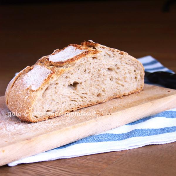 Fetta Pane a lievitazione naturale
