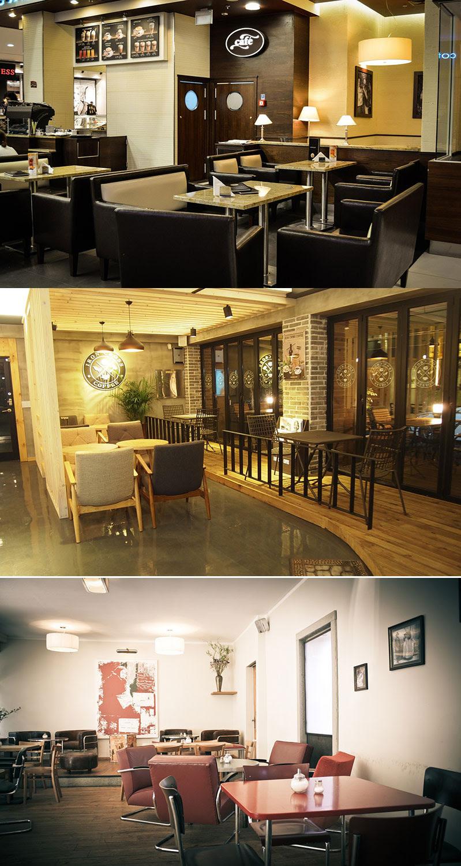 Jasa Desain  Interior Cafe  Unik nan Sederhana atau Klasik
