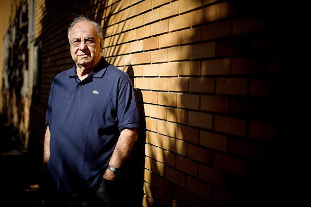 O ex-diretor da Petrobras, Guilherme Estrella, chamado de 'pai do pré-sal'