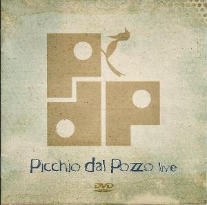 Picchio Dal Pozzo Live album cover