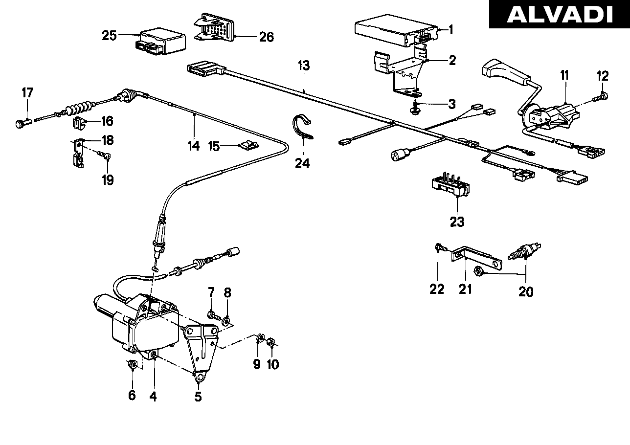 Bmw Cruise Control Diagram
