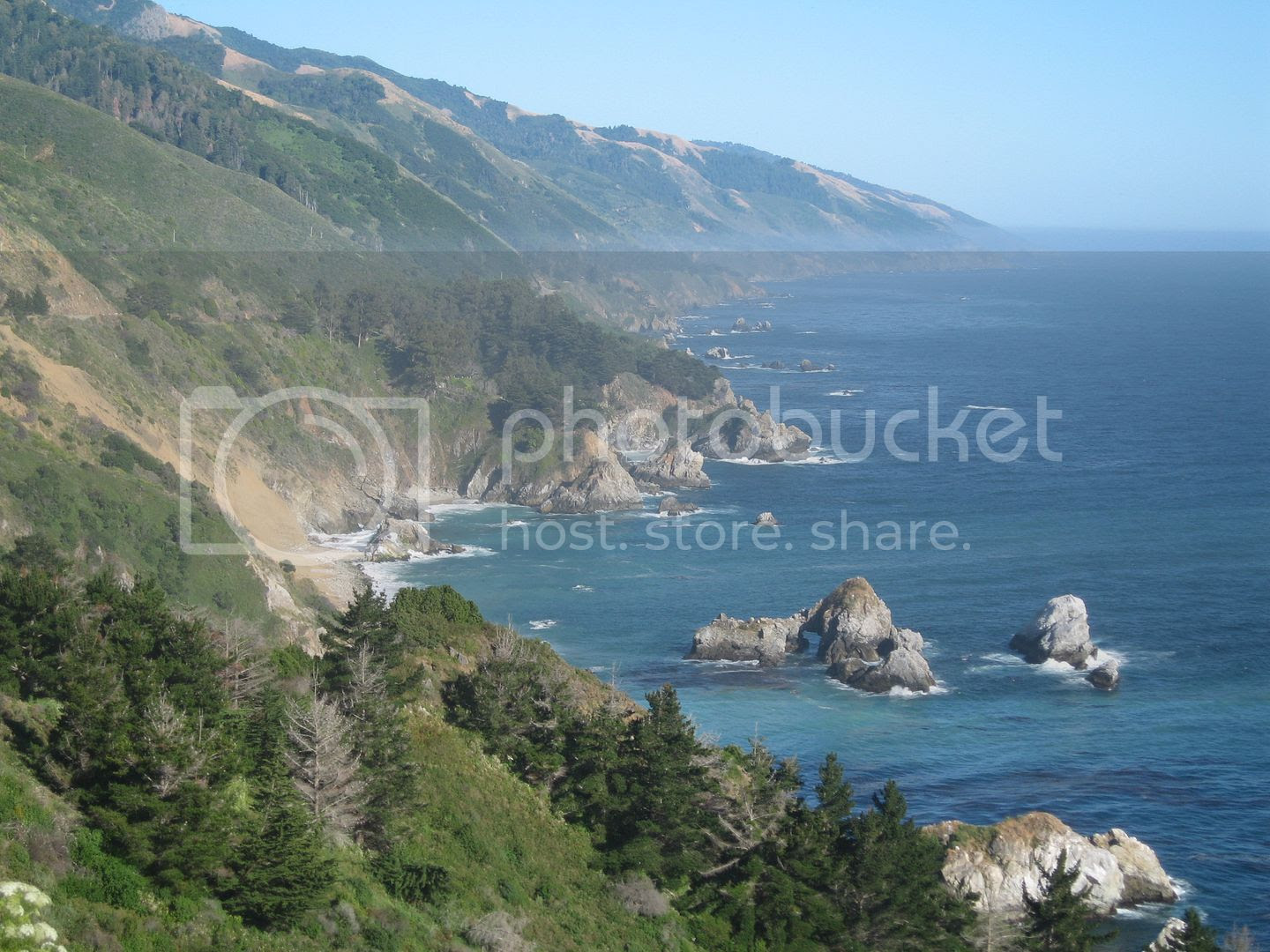 Places to Visit Along the California Coast