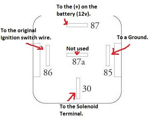 40 Amp Relay Diagram Car Cj7 Firewall Wiring Plug Diagram Begeboy Wiring Diagram Source