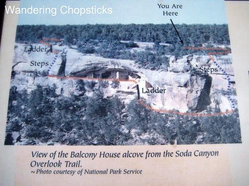 8 Balcony House - Mesa Verde National Park - Colorado 3