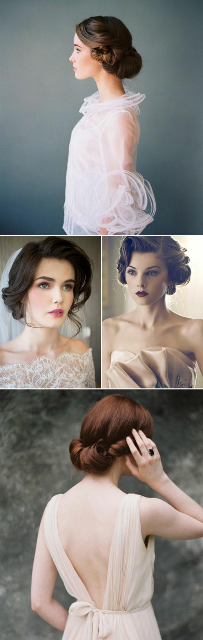 Vintage Frisuren Selber Machen Frisuren Der 20er Jahre Vintage