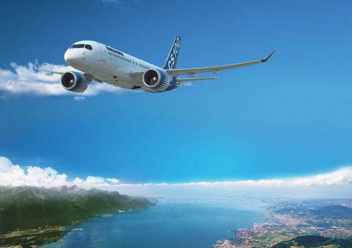Bombardier's nascent C-Series