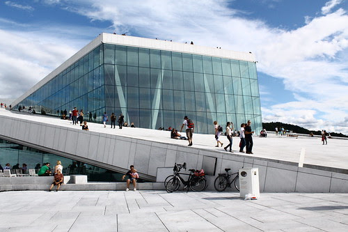 Oslo - The Opera House