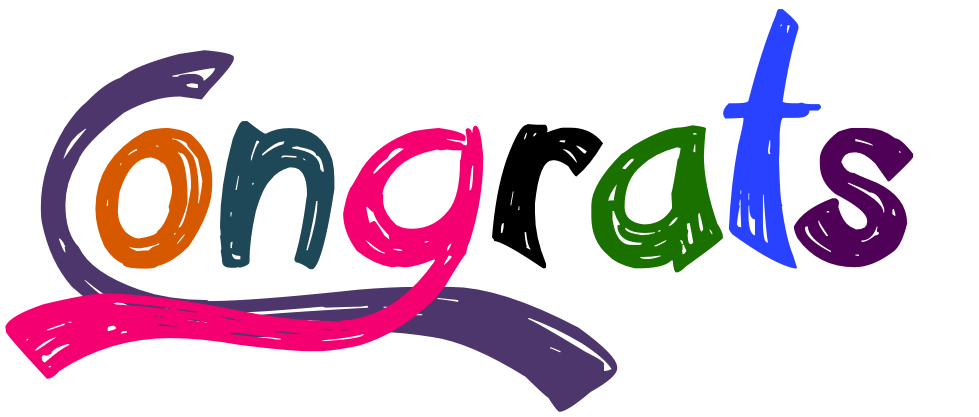 Image result for congrATS png