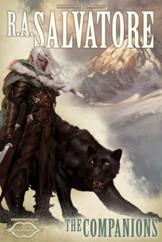 The Companions (The Sundering, #1)