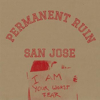 NNT#025 - Permanent Ruin - San Jose EP cover art