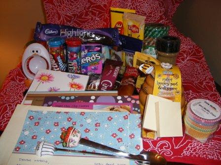 Blogging By Mail Package Contents