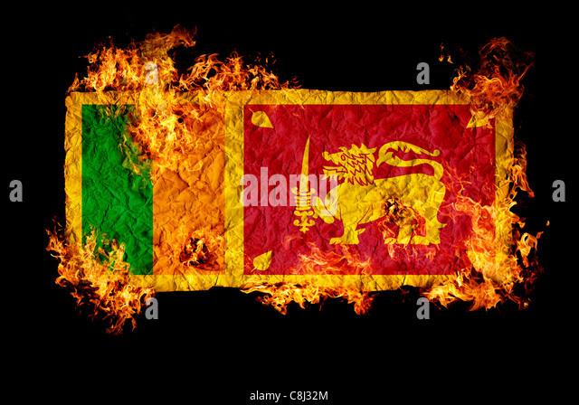 Image result for burning sri lanka