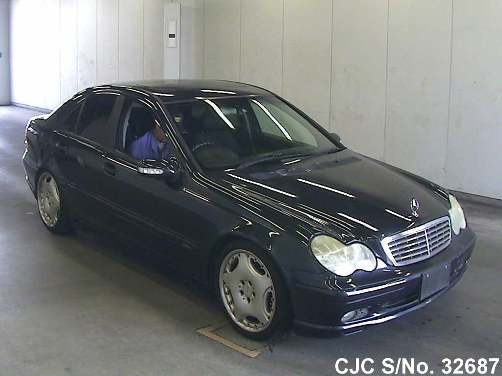 2001 Mercedes Benz C Class Black for sale | Stock No ...