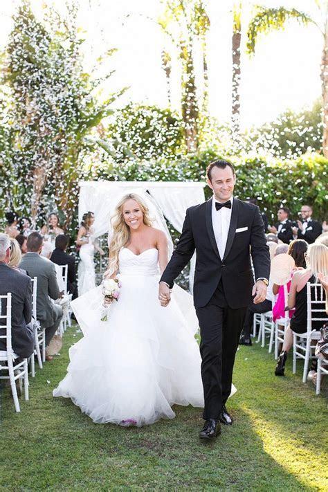 Palm Springs Wedding: A Pink Lover's Dream   MODwedding