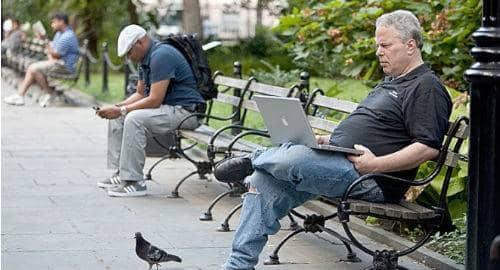 praças digitais wi-fi