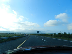 On the way home from Castletown