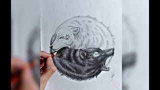 All Clip Of Cómo Dibujar Un Lobo A Lápiz Bhclipcom