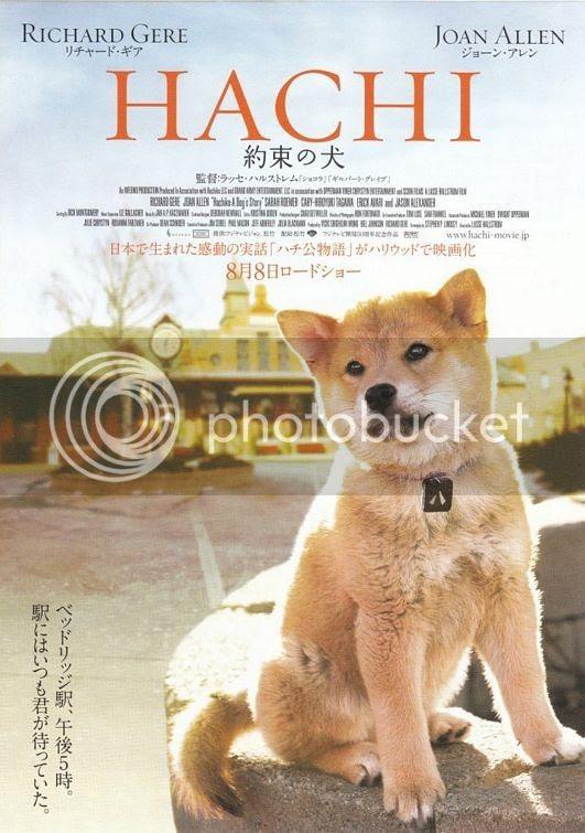 Gerçek Hayattan; Hachiko Bir Köpeğin Hikayesi