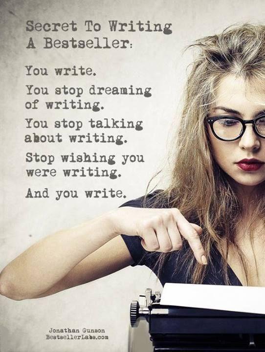 Menulis Saja, Jangan Banyak Bertanya