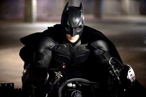 Batman (Christian Bale) returns to movie theaters this July in THE DARK KNIGHT RISES.