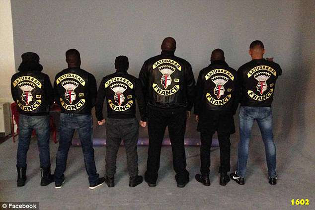 The name means 'one blood' in Indonesian and Malay and, unlike other outlaw motorcycle gangs, membership is open to all races and nationalities