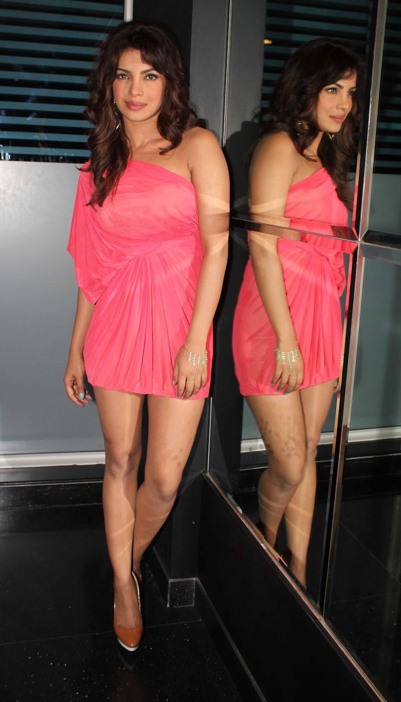 priyanka-chopra-pink-see-through-mini-dress-10