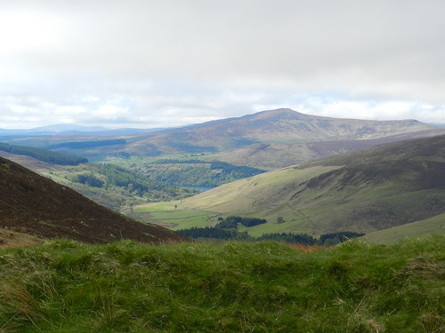 My 7h spin - Lough Tay