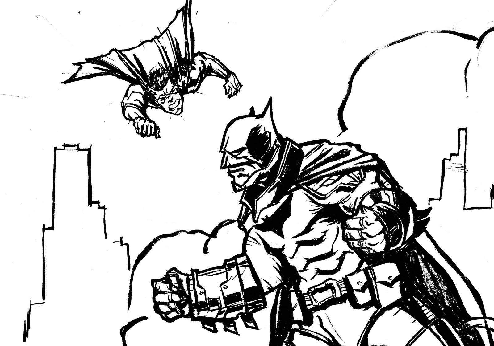 Search for Batman drawing at GetDrawings.com