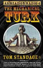 Book cover: The Mechanical Turk