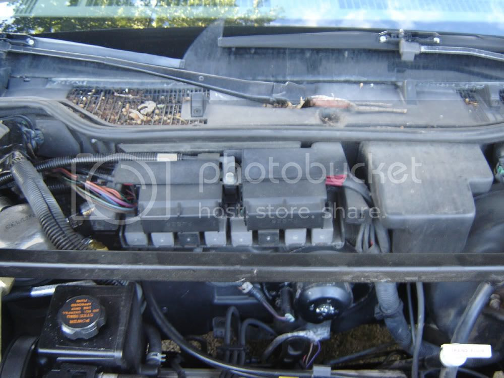 Fuse Box For Buick Century