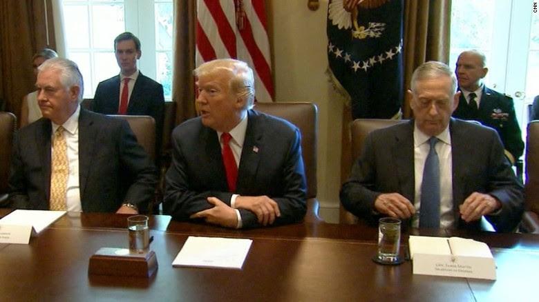 Trump: We will handle North Korea