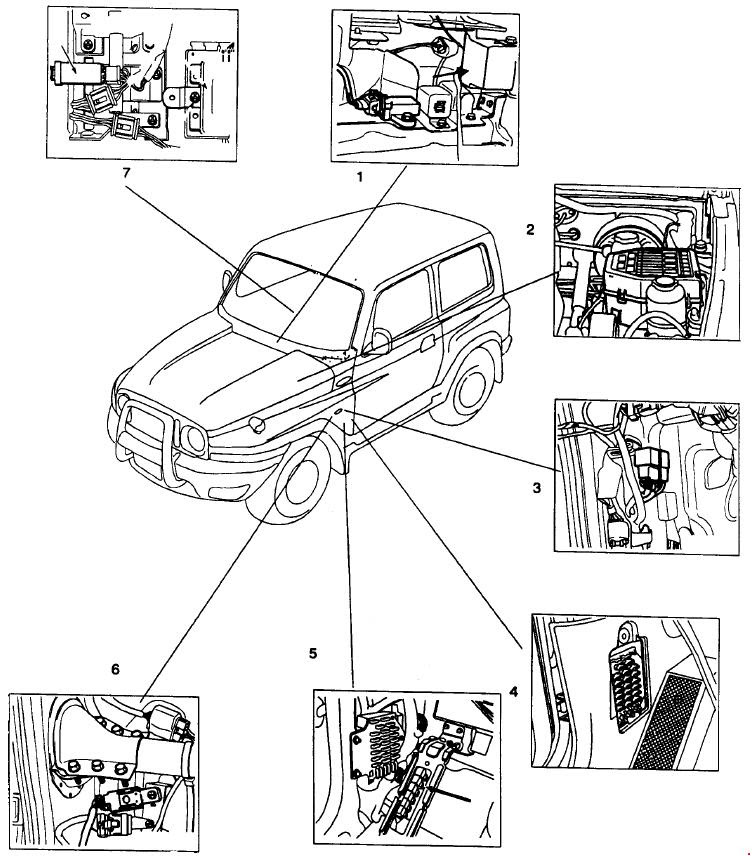 2001 Saturn Lw200 Fuse Box Diagram Car
