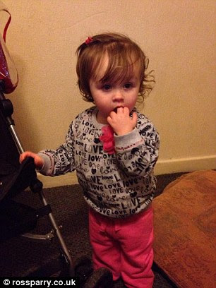 Two-year-old Sophie Jones died after digesting the heroin substitute