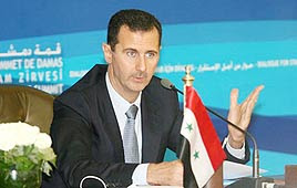 Syrian President Bashar Assad (Photo: AFP)