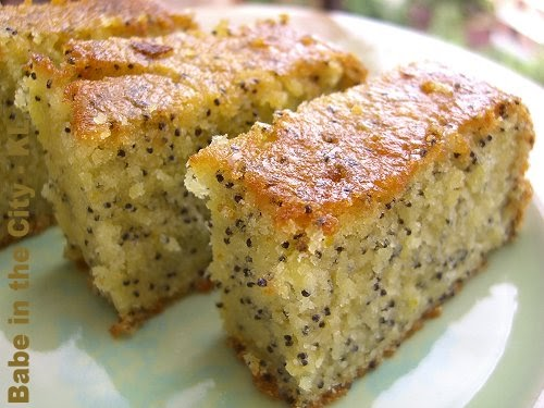 Moist Almond Pound Cake Recipe