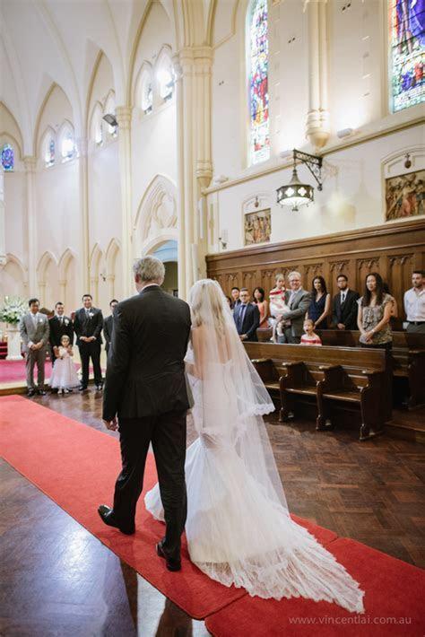 Wedding at Cardinal Cerretti Memorial Chapel St Patrick's