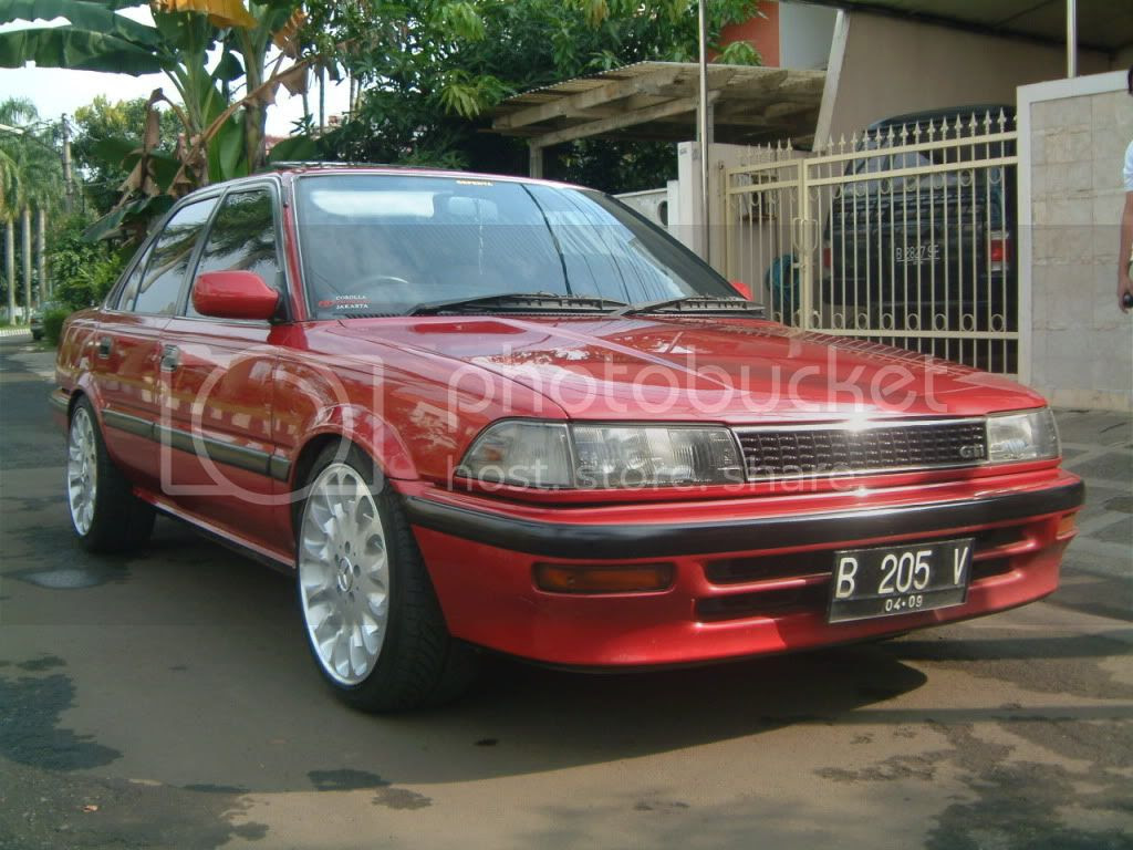 THE RED TWINCAM GTI 91