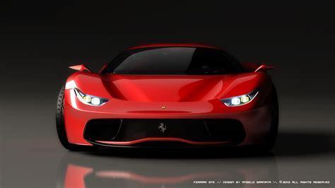 Ferrari GTE angelo Granata