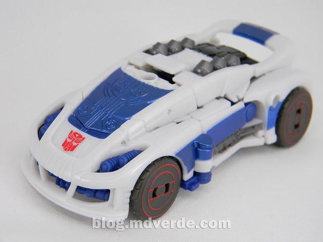 Transformers Jazz Deluxe - Generations FoC - modo alterno