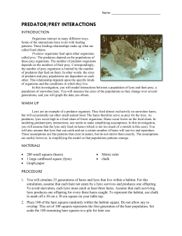 35 Ecological Relationships Worksheet Answers Pogil ...
