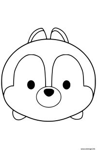 Coloriage A Imprimer Tsum Tsum Coloriage Tsum Tsum Pig Disney