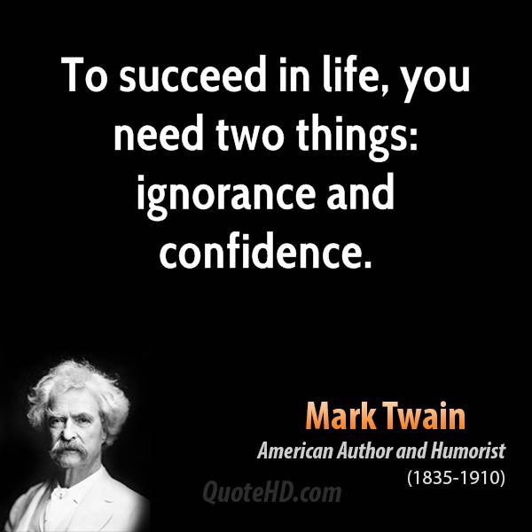 Mark Twain Quotes On Life. QuotesGram
