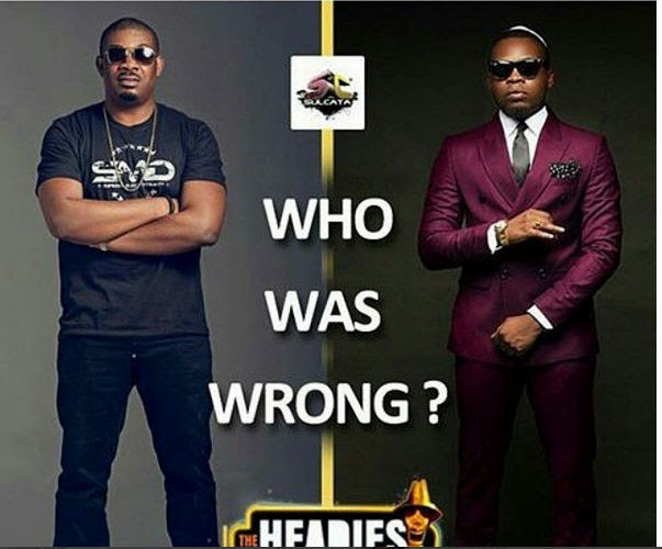 Image result for don jazzy and olamide beef