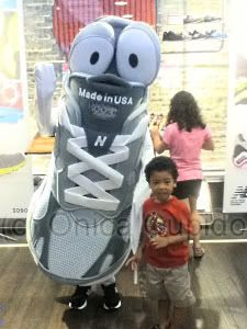 New Balance Kids Footwear