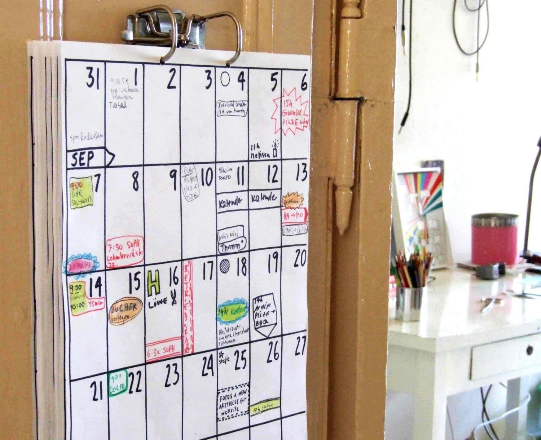 calendario 2014 / 2015